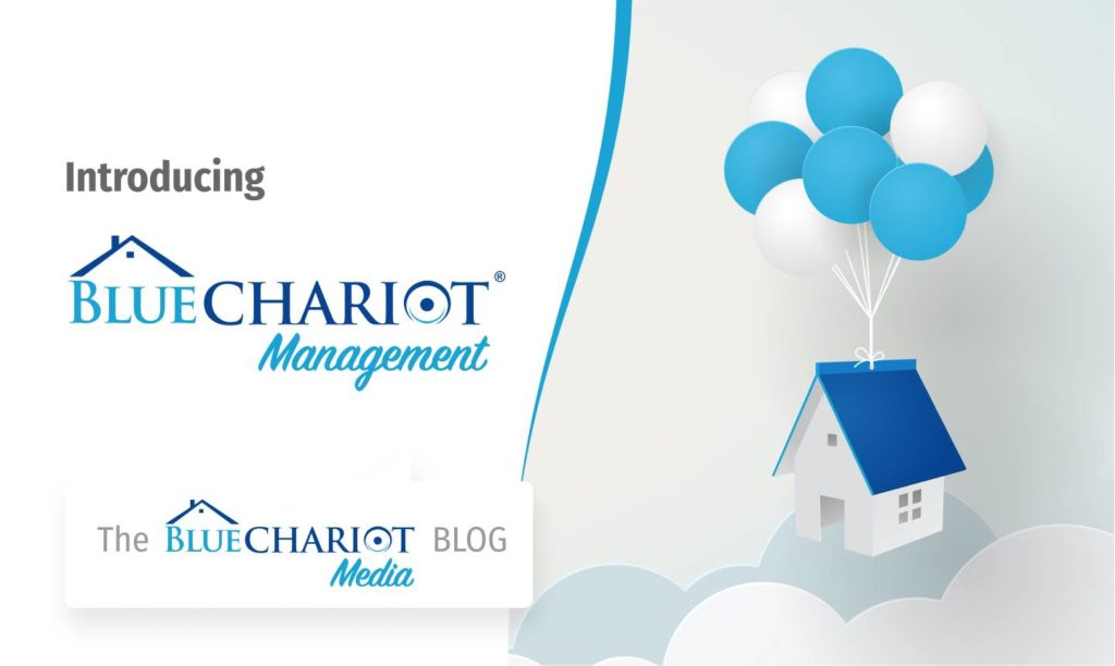 Cover Photo of the blog post Introducing Blue Chariot Management